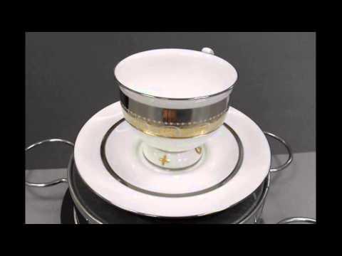 Чашка с блюдцем чайная Счастливая судьба 1