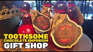 Toothsome Chocolate Emporium Candy Smith gift shop at Universal Orlando