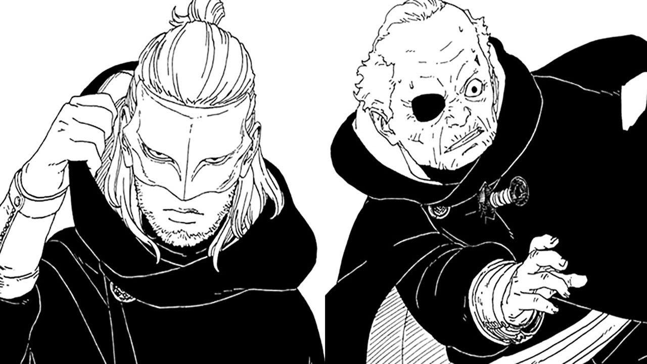 Kashinkoji killed the elder