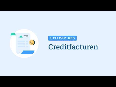 creditfacturen
