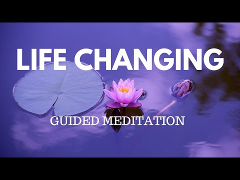 LIFE CHANGING GUIDED MEDITATION -  FREEDOM FROM OVERTHINKING FOR DEEP SLEEP