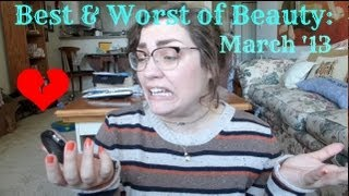 Best & Worst of Beauty: March