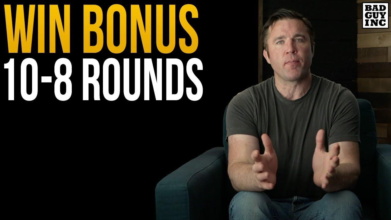 Win Bonuses & 10-8 Rounds…