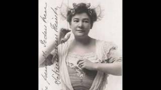 Madame Ernestine Schumann Heink sings Gluck