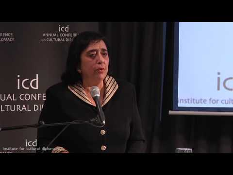 Erato Kozakou-Marcoullis, ICD Advisory Board Member; Former Minister of Foreign Affairs of Cyprus
