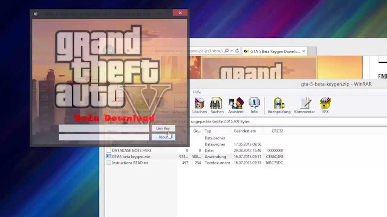 GTA 5 / Grand Theft Auto V [Update 5] (2 15) PC | Crack V5