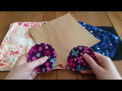 Reusable Cloth - Unpaper Towel, Wipes, Facial Rounds, Unpaper Tissues - Info & How To Make