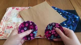 Reusable Cloth - Unpaper Towel, Wipes, Facial Rounds, Unpaper Tissues - Info & How To Make