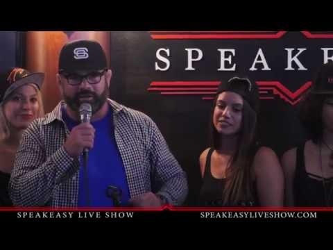 Speakeasy Live @ CHALICE 2016 - DAY ONE