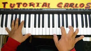 No Hay Santo Como El Senor Erick Porta ft. Tony Perez Tutorial Piano Carlos