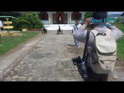 VIDEO Meriam Saksi Bisu Pemakaman Sultan Djalaluddin