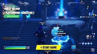 Fortnite Creative Mode Glitches - (NEW) How To Cheat In Any Creative Mode Island Glitch