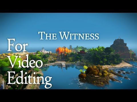 The Witness part1 unfinished   noCommentaryforEditting