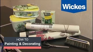 How to Measure Your Room for Wallpaper with Wickes