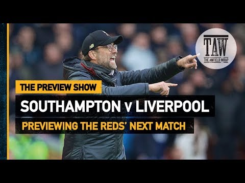 Southampton v rpool  The  Show