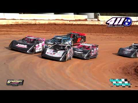 604 Crate Late Models $2,000 @ 411 Motor Speedway Feb  15, 2020