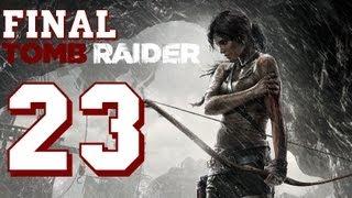 Прохождение Tomb Raider на Русском (2013) - Часть 23: Финал (Возродись)