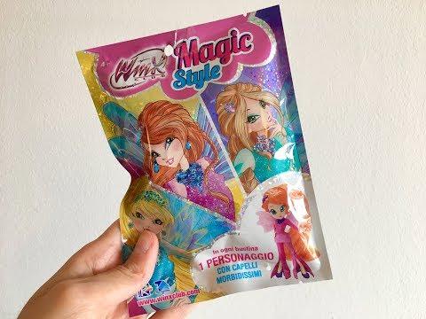 WINX BLIND BAGS Клуб Винкс ウィンクス・クラブ 魔法俏佳人 Las Winx