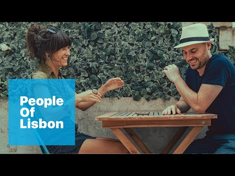 14 Questions with Rita and Stephen who make People of Lisbon
