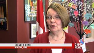 BC Jobs Minister on the Unemployment Numbers