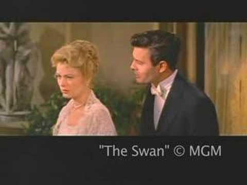 """""""The Swan"""" 1956, Grace Kelly, Louis Jourdan, Clip #4"""
