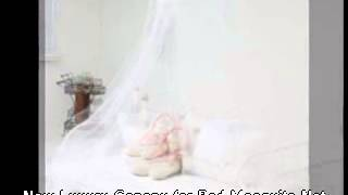 New Luxury Canopy For Bed Mosquito Net