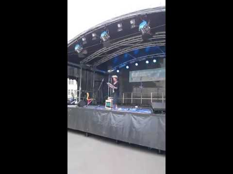 KUK! Festival at HTWK Leipzig - Inky Ensemble live