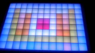 Led Coffee Table Bitmap Animations