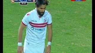 كأس مصر 2016 | اهداف مباراة الزمالك VS شباب الضبعه 2 / 0 ... دور الـ 32