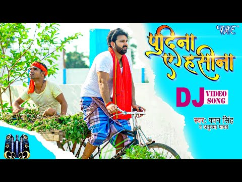 ले लो पुदीना - आ गया #Pawan Singh का DJ पर तहलका मचाने - Remix Video - Pudina Ae Haseena - Ft. Maahi