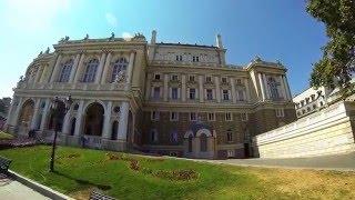 Одесский Оперный Театр Odessa Opera Theatre(Летнее посещение Одесского Оперного Театра. Одно из главных достопримечательностей города Одессы ..., 2016-01-09T13:10:36.000Z)