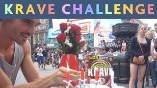 Krave Challenge | Louis Cole