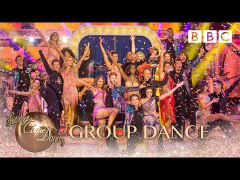 Strictly Final Group Dance - BBC Strictly 2018
