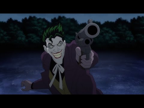 Batman: The Killing Joke - Trailer [HD]