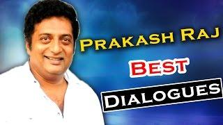 Prakash Raj Best Powerful Dialogues || Telugu Punch Dialogues