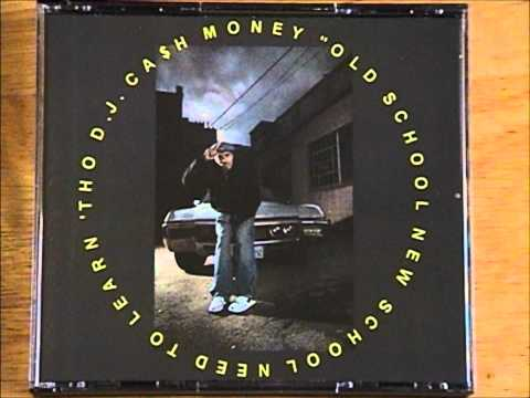 DJ Cash Money - Old School Need To Learn Tho' Plot 1 (Side's A and B)