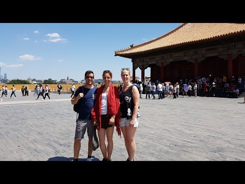 Steffi's Travel Vlog #15 – Beijing (China)
