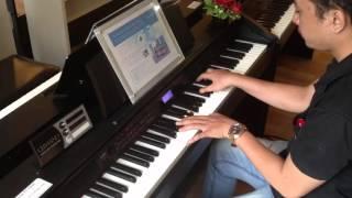 Khi Người Lớn Cô Đơn ( cover piano)