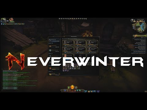 Neverwinter | How to CRAFT - SAHHA ticket ball | Mod11b | PC PS4 XBOX