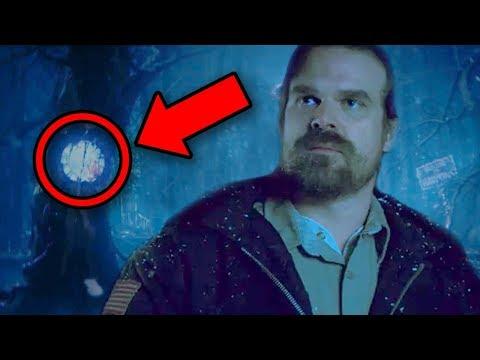 STRANGER THINGS Season 4 Teaser Breakdown! Hopper Still Alive?