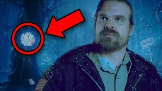 STRANGER THINGS Season 4 Teaser Breakdown! Hopper Still Alive?
