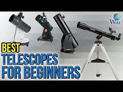10 Best Telescopes For Beginners 2017