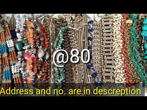 wholesale market of antique jewellery