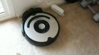 Roomba iRobot 560 - Demonstration