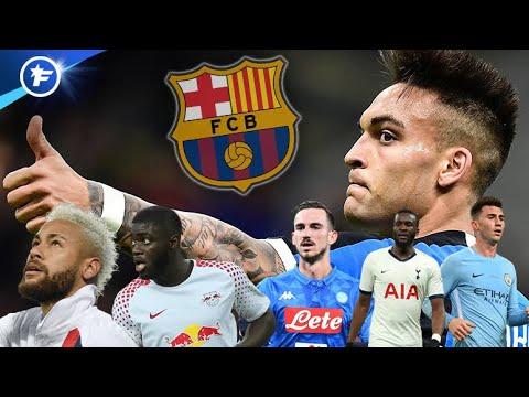 Les cinq recrues estivales visées par le Barça | Revue de presse