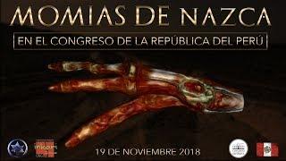 """Momias de Nazca """"Los Resultados"""""""