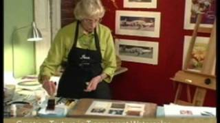 Preview | Creating Texture in Transparent Watercolor with Jean Grastorf