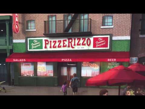 """Muppet-themed restaurant """"PizzeRizzo"""" revealed for Walt Disney World"""
