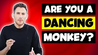 Gambar cover Stop Being A Dancing Monkey! ATTRACT Her Without Being A Clown