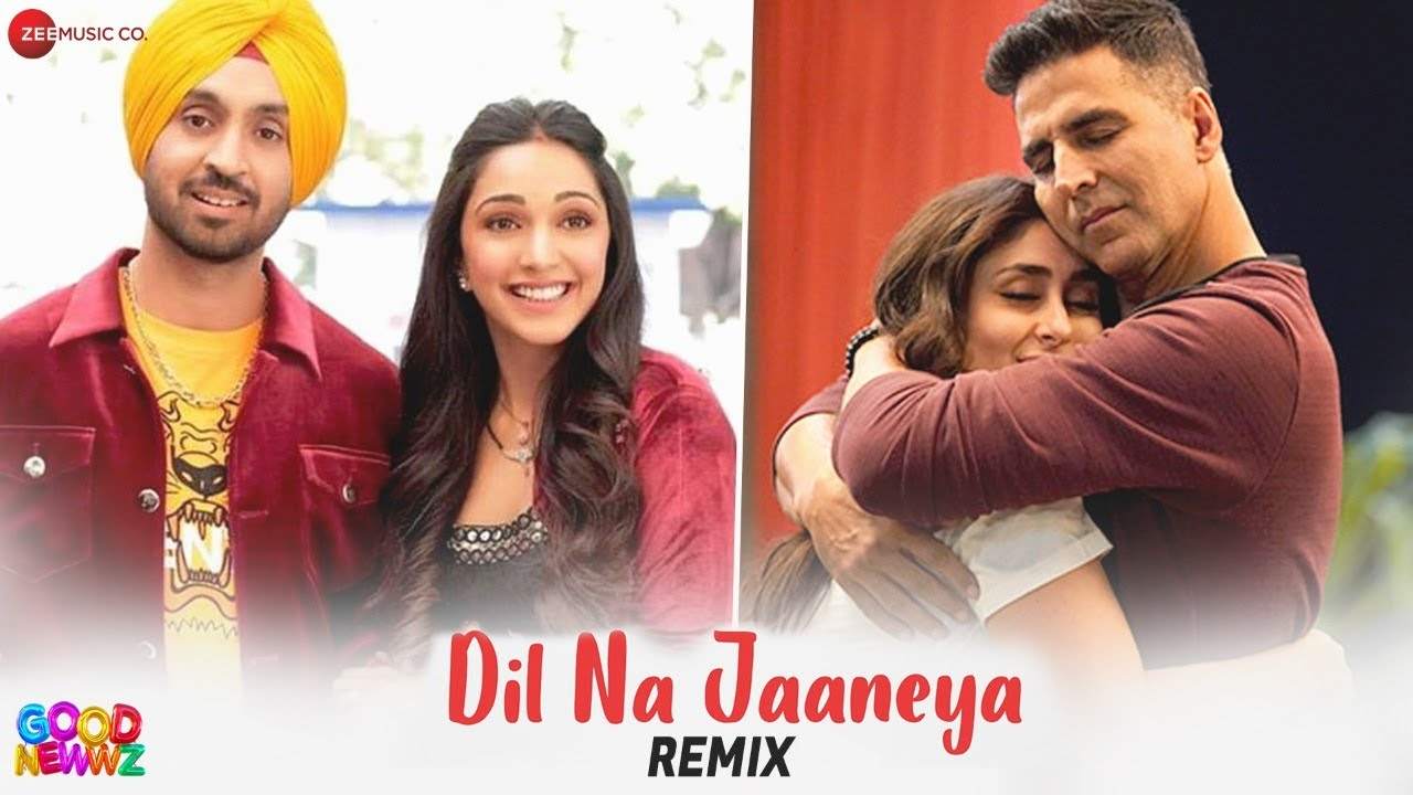 Dil Na Jaaneya Remix | Good Newwz| DJ Chetas & DJ Lijo | Akshay Kumar, Kareena Kapoor, Diljit, K